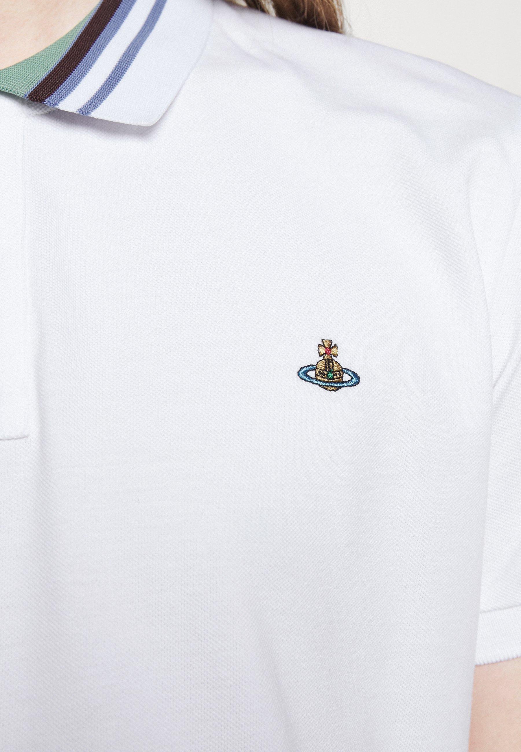 Men CLASSIC STRIPE COLLAR - Polo shirt