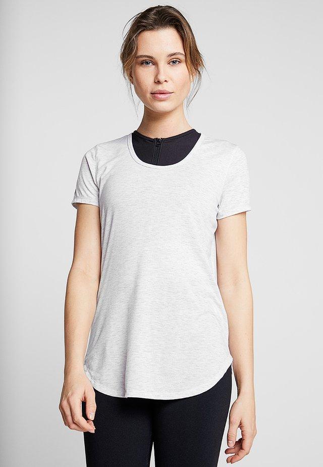 GYM - T-shirt basique - grey marle
