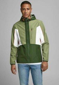 Jack & Jones - Light jacket - deep lichen green - 0