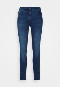 PANTALONI - Jeans Skinny - washed mid blue