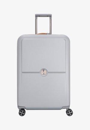 TURENNE PREMIUM - Wheeled suitcase - silver
