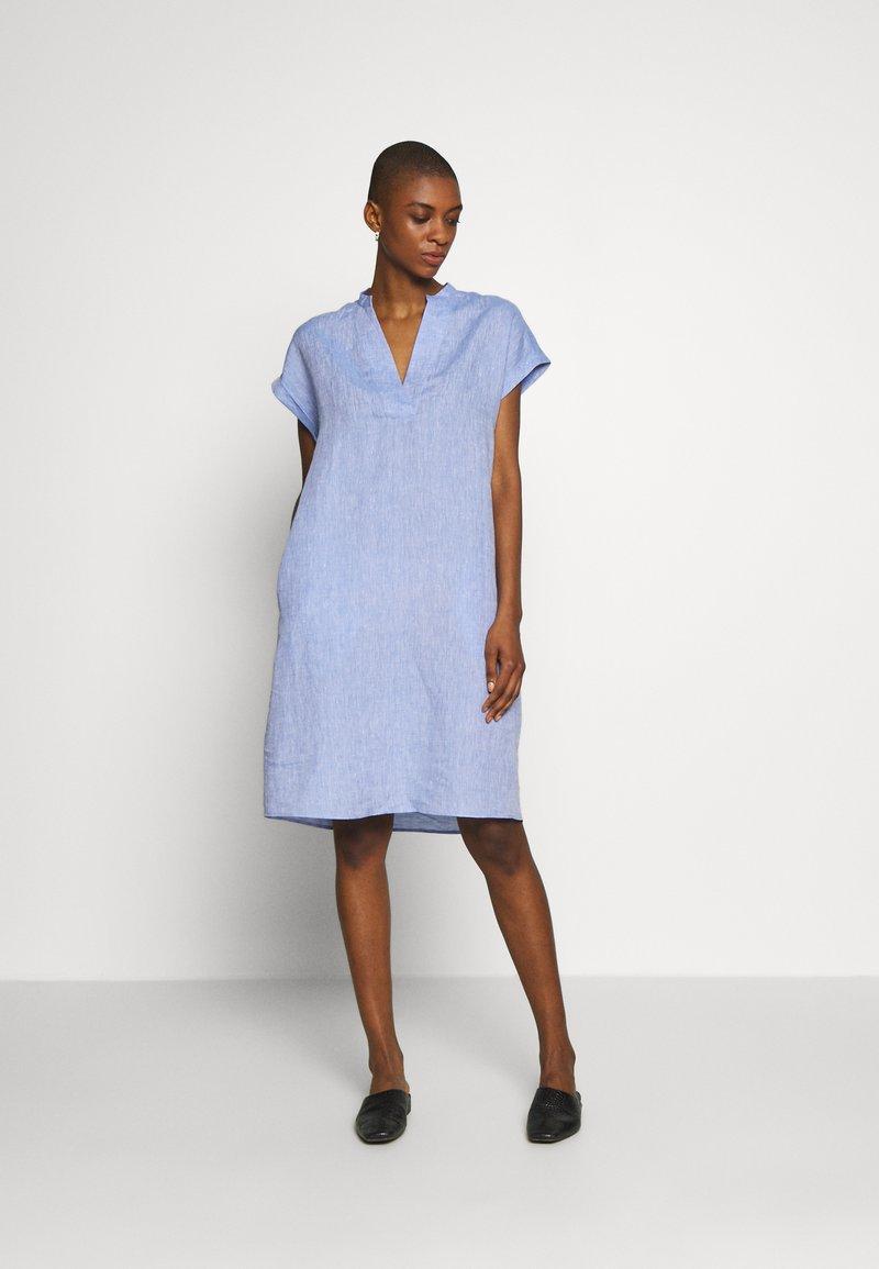 Seidensticker - MALIA  - Korte jurk - blau