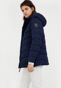 Finn Flare - Winter jacket - dark blue - 3