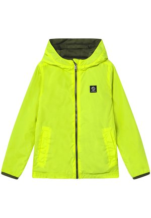 TEDAMOS REVERSIBLE - Light jacket - neon yellow