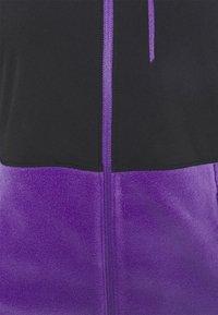 The North Face - DIABLO MIDLAYER JACKET - Fleece jacket - purple/black - 2