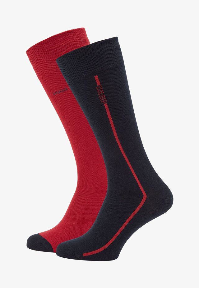 2P RS - Socks - red