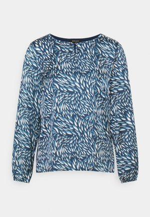 PRINTED BLOUSE - Blouse - ink blue/multi