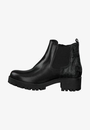 Kotníková obuv - black/struct.