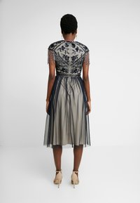 Lace & Beads - SAVANNA MIDI - Cocktail dress / Party dress - navy/cream - 3