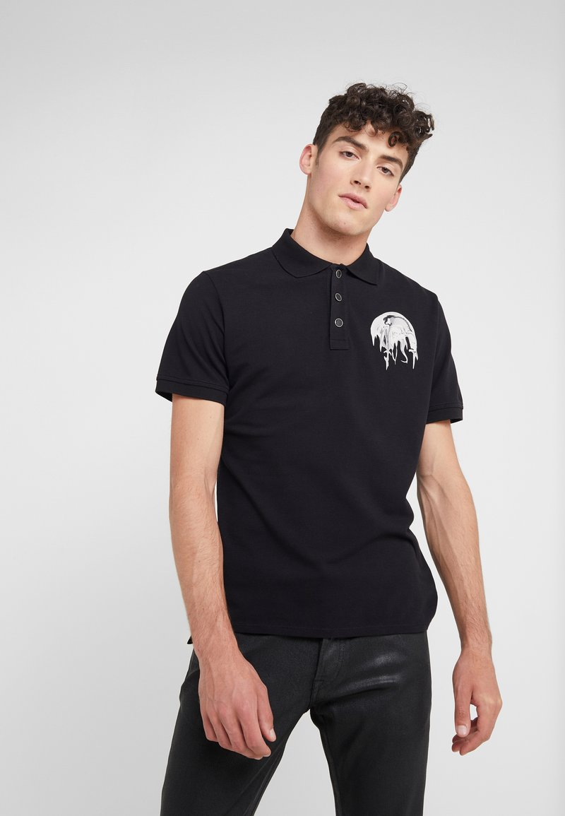 Just Cavalli - Polo shirt - black