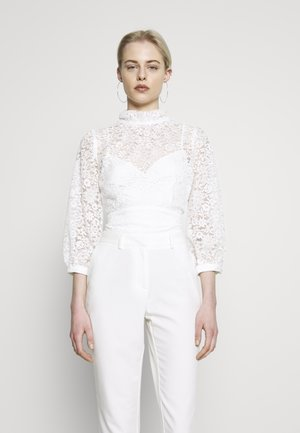 BLOUSE - Blůza - white