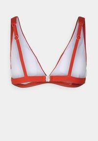 LASCANA - TRIANGEL - Haut de bikini - orange - 1