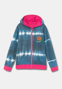 Desigual - FLORA - Sweater met rits - red - 2