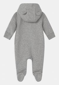 GAP - LOGO BEAR UNISEX - Jumpsuit - light heather grey - 1