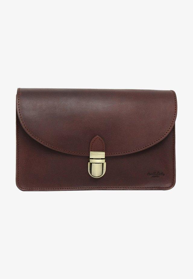 Käsilaukku - burgundy