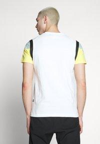 G-Star - MOTAC FABRIC MIX R T S\S - Print T-shirt - milk - 2