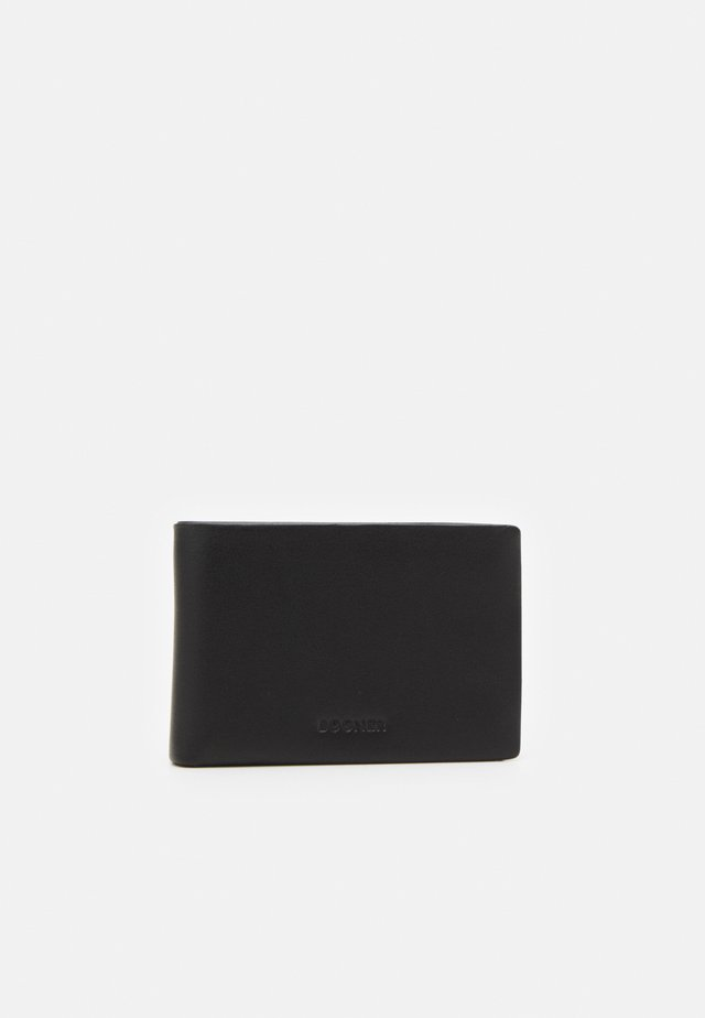 ASPEN NELIO BILLFOLD - Wallet - black