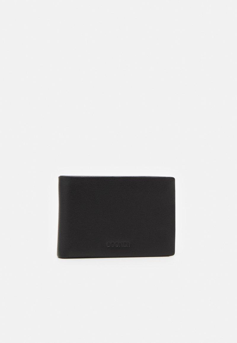 Bogner - ASPEN NELIO BILLFOLD - Peněženka - black
