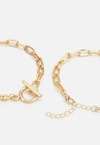 ONLY - ONLVIOLA BRACELET4 PACK - Bracelet - gold-couloured - 1
