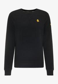 Schmuddelwedda - Sweatshirt - schwarz - 4