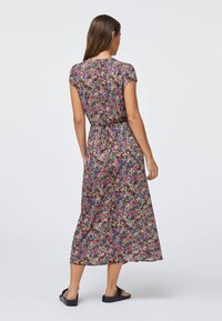 OYSHO - FLORAL  - Sukienka letnia - multi-coloured - 2