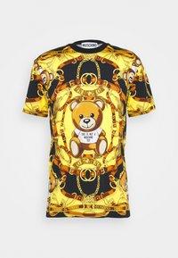 MOSCHINO - Print T-shirt - black - 7