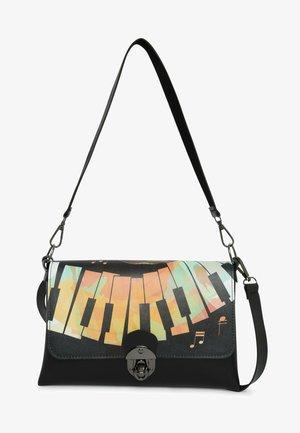 PIANO - Schoudertas - multicolor