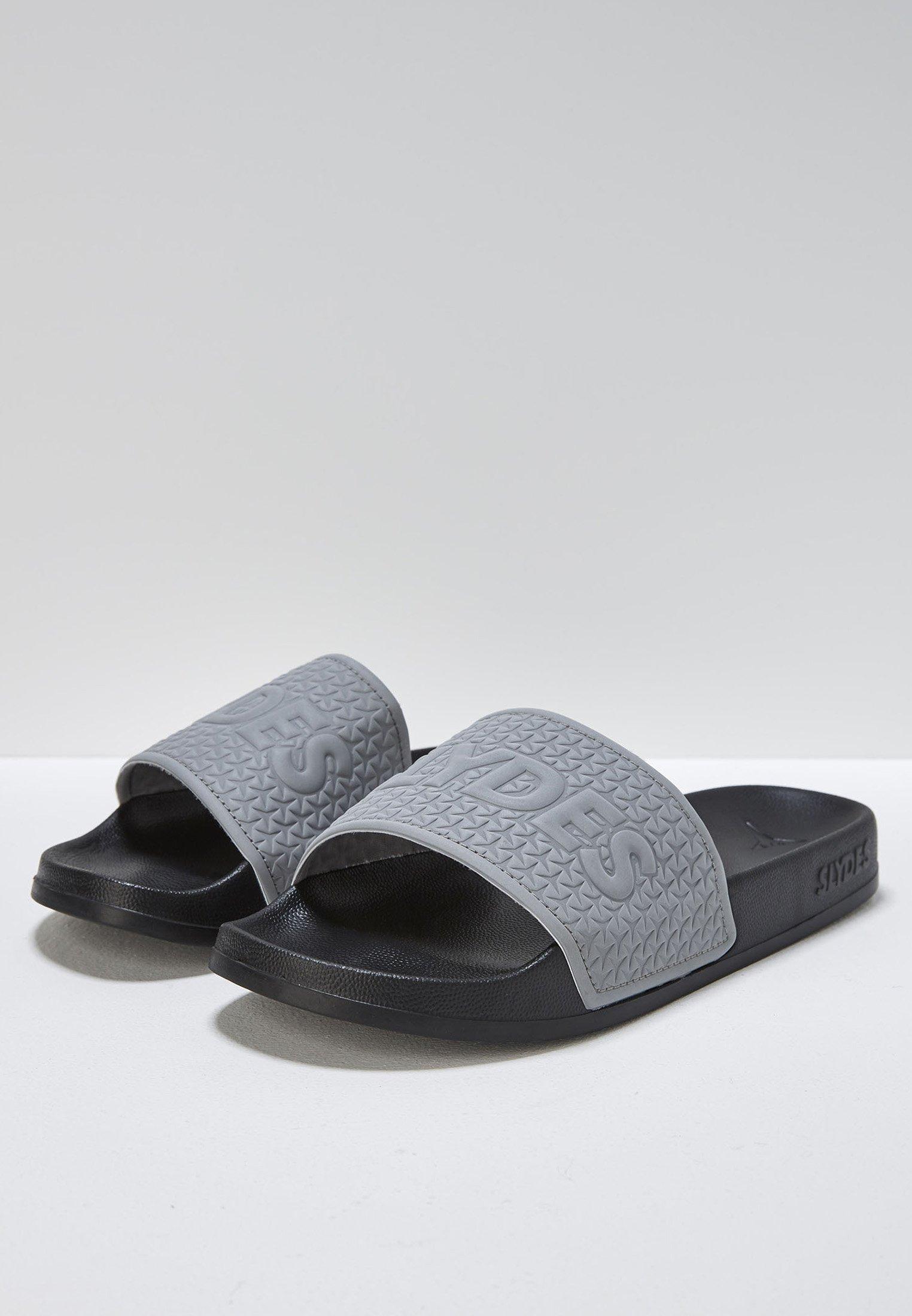 Slydes Badesandaler - gray