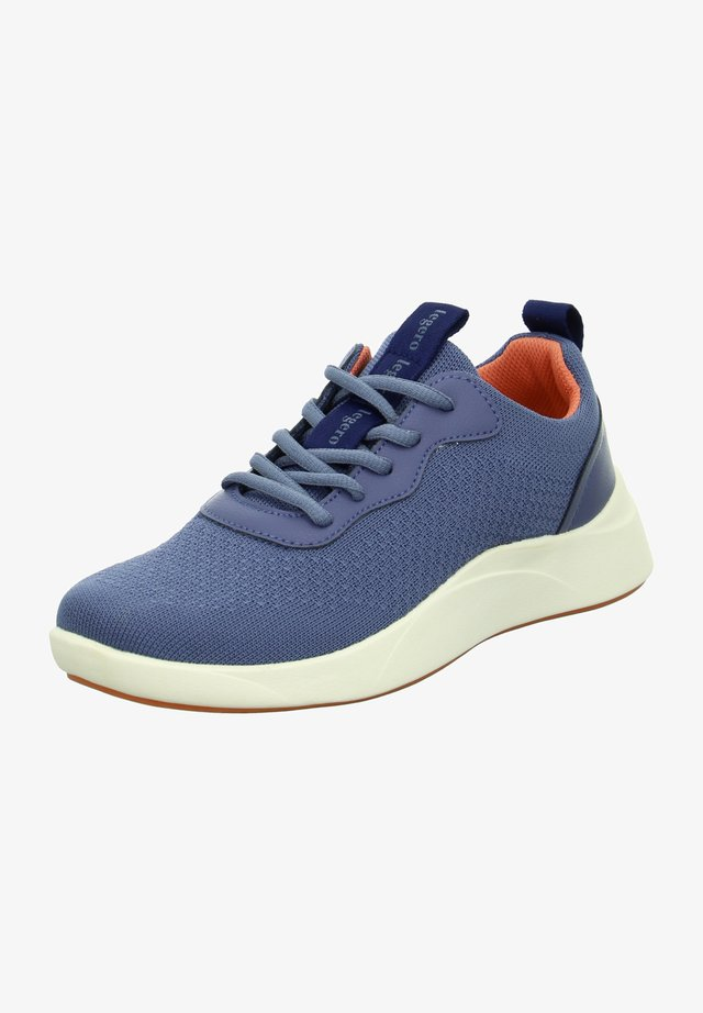 Baskets basses - blau