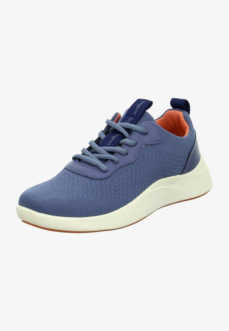 Legero - Baskets basses - blau