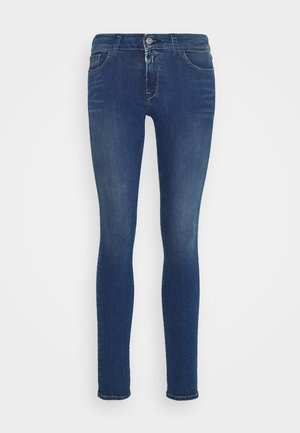 NEW LUZ - Jeans Skinny Fit - medium blue
