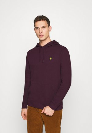 HOODIE - Jersey con capucha - burgundy