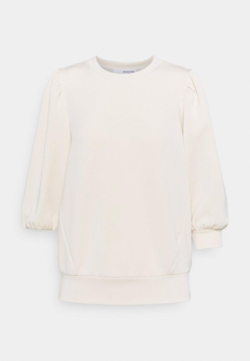 Selected Femme - SLFTENNY - Sweatshirt - birch