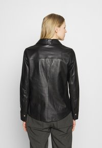 Oakwood - ANAE - Leather jacket - black - 2