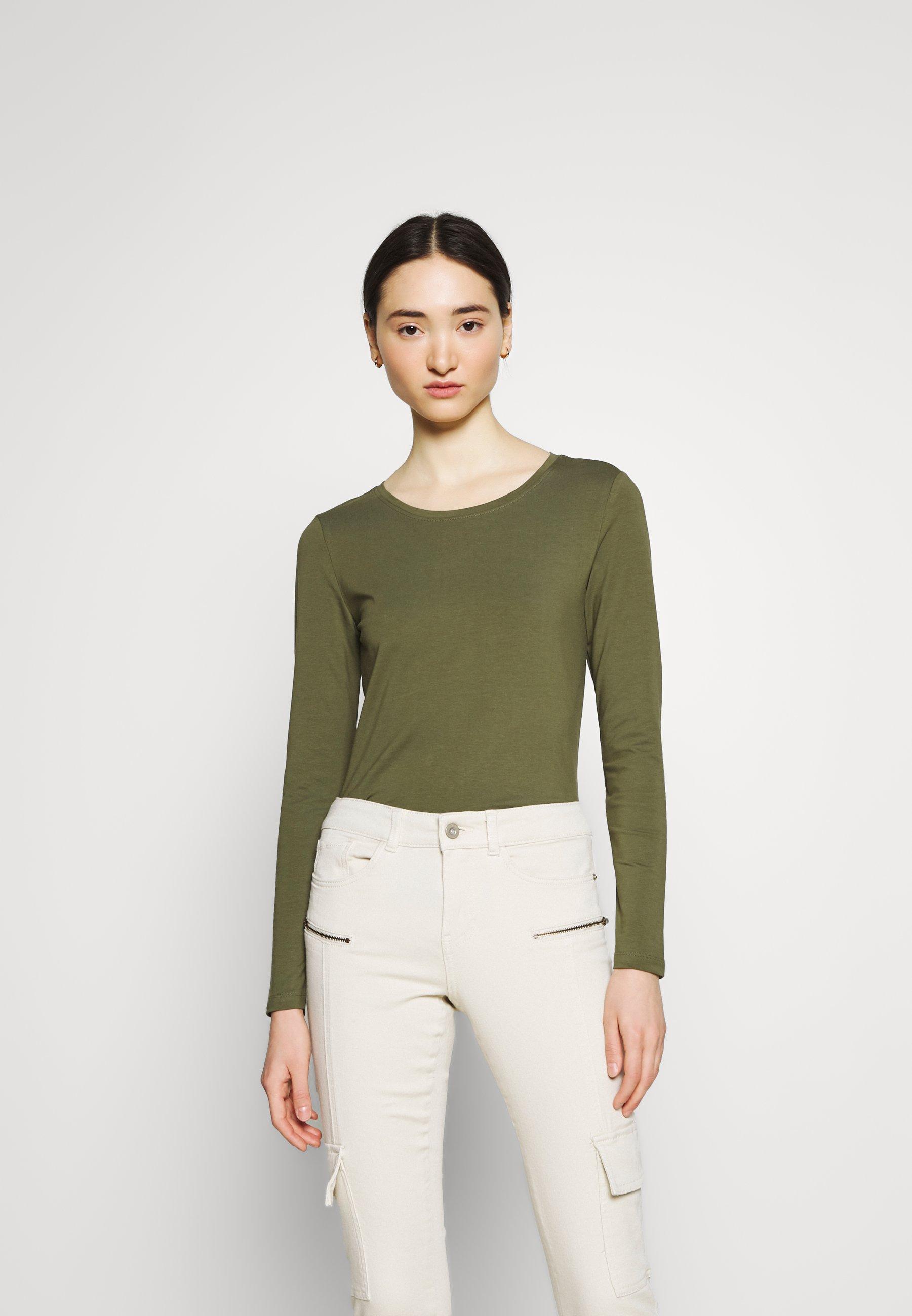 Women ONLFIFI LIFE O NECK - Long sleeved top