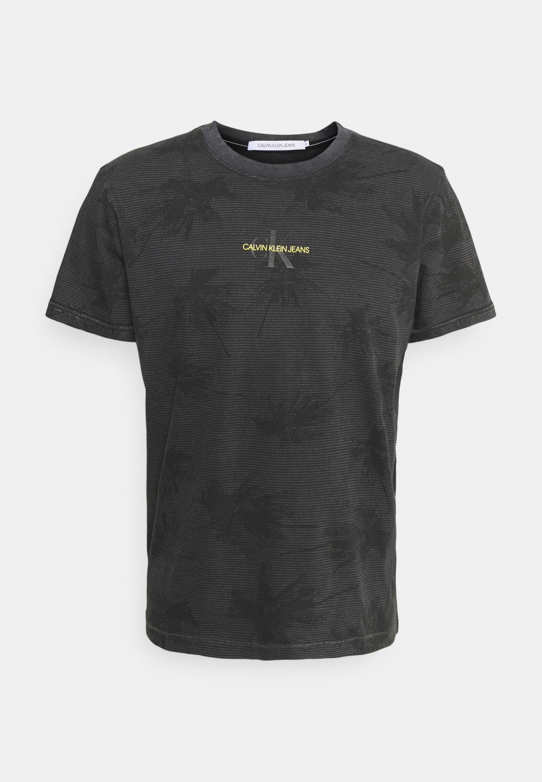 Men PALM GRAPHIC TEE UNISEX - Print T-shirt