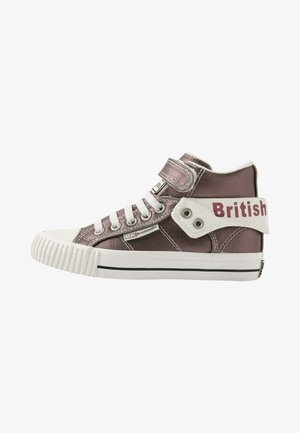 ROCO - High-top trainers - dk grey