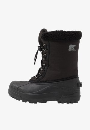 CUMBERLAN - Winter boots - black