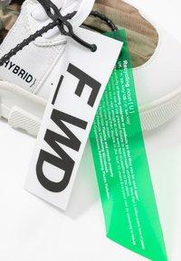 F_WD - Vysoké tenisky - white - 7