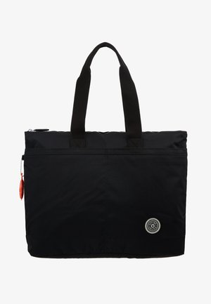 CHIKA - Tote bag - brave black