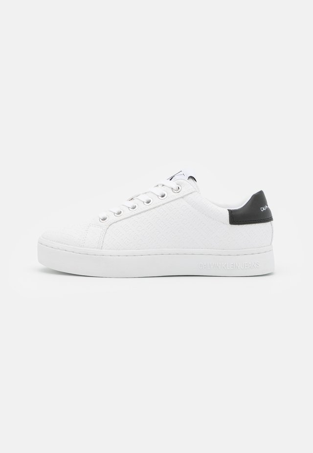 CUPSOLE LACEUP - Sneakers laag - bright white