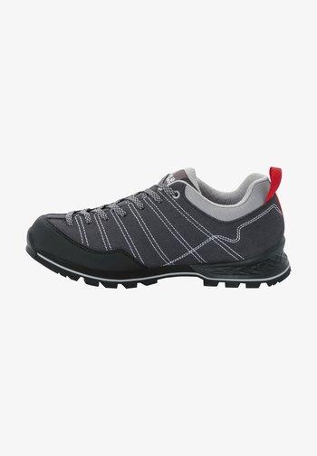 Hiking shoes - phantom / light grey
