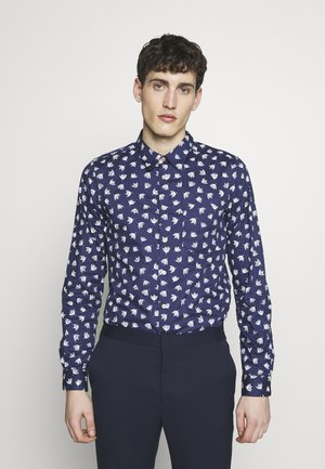 MENS TAILORED - Shirt - navy