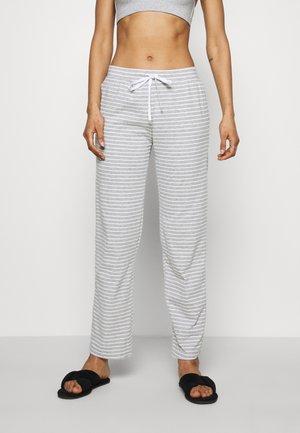 LOUNGE - Pyjamasbukse - grey