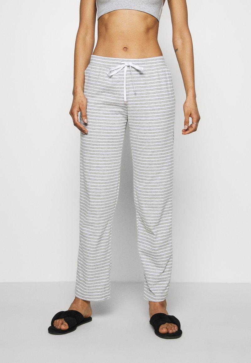 Lauren Ralph Lauren - LOUNGE - Bas de pyjama - grey