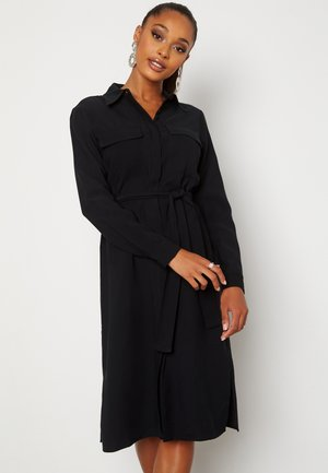 ALINA - Shirt dress - black