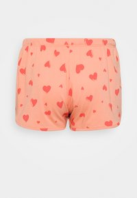 LASCANA - SHORTY LOVELY - Pyjama set - soft coral - 5