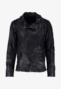 Freaky Nation - SWAGGER - Leather jacket - black - 7
