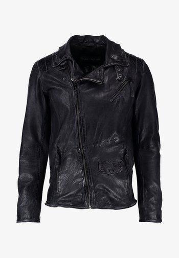 SWAGGER - Leather jacket - black