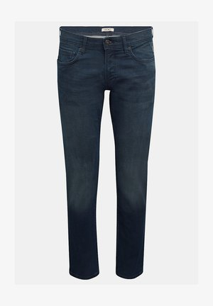 FASHION - Slim fit jeans - blue dark washed